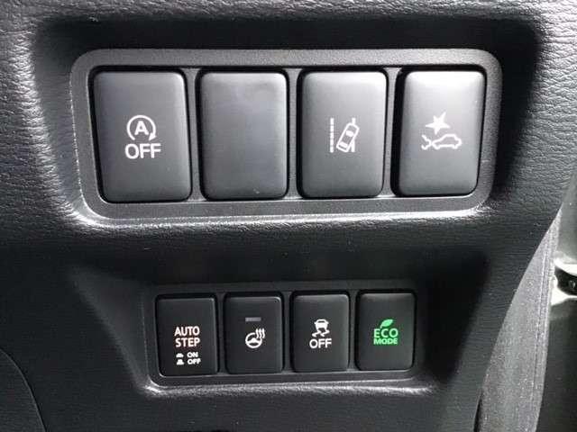 P クリーンディーゼル車 運転席パワーシート 助手席側電動サイドステップ 禁煙車 7人乗りウォークスルー(22枚目)