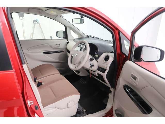 M アイドリングストップ ETC ベンチシート ベージュ内装 キーレス 運転席シートヒーター 4WD バックカメラ(12枚目)