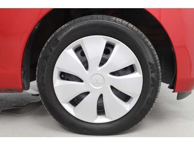 M アイドリングストップ ETC ベンチシート ベージュ内装 キーレス 運転席シートヒーター 4WD バックカメラ(27枚目)