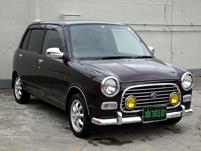 「ダイハツ」「ミラジーノ」「軽自動車」「北海道」の中古車6
