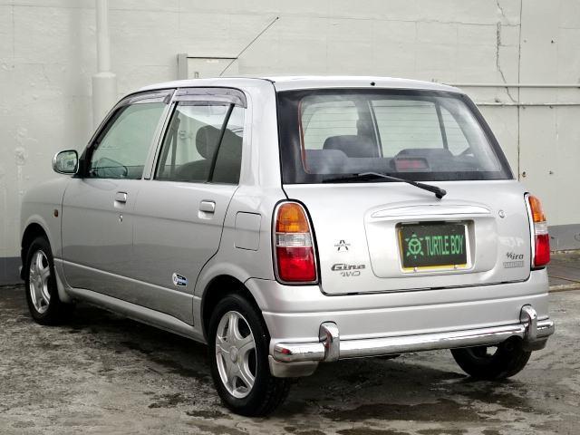 「ダイハツ」「ミラジーノ」「軽自動車」「北海道」の中古車9