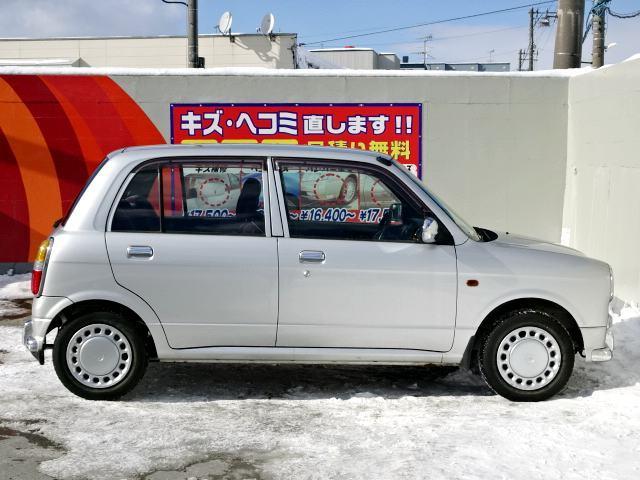 「ダイハツ」「ミラジーノ」「軽自動車」「北海道」の中古車4