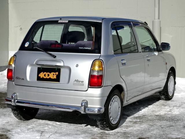 「ダイハツ」「ミラジーノ」「軽自動車」「北海道」の中古車8
