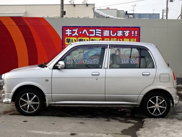 「ダイハツ」「ミラジーノ」「軽自動車」「北海道」の中古車5