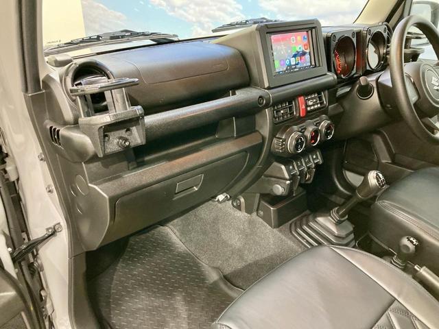 XL 4WD 寒冷地仕様 リフトアップ 本革S(社外) ESC シートヒーター 背面タイヤ 社外エアロ(F) ETC センターデフロック(29枚目)