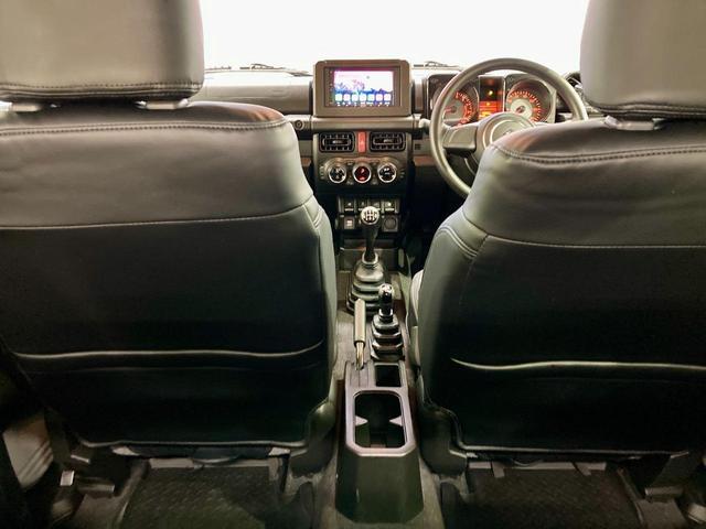 XL 4WD 寒冷地仕様 リフトアップ 本革S(社外) ESC シートヒーター 背面タイヤ 社外エアロ(F) ETC センターデフロック(37枚目)