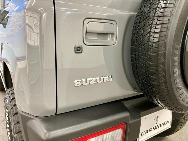 XL 4WD 寒冷地仕様 リフトアップ 本革S(社外) ESC シートヒーター 背面タイヤ 社外エアロ(F) ETC センターデフロック(44枚目)