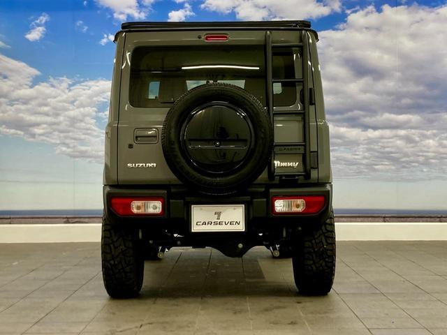 XL 4WD 寒冷地仕様 リフトアップ 本革S(社外) ESC シートヒーター 背面タイヤ 社外エアロ(F) ETC センターデフロック(53枚目)