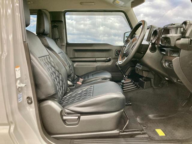 XL 4WD 寒冷地仕様 リフトアップ 本革S(社外) ESC シートヒーター 背面タイヤ 社外エアロ(F) ETC センターデフロック(59枚目)