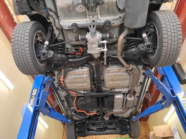 ハイブリッドX ハイブリッド 4WD 本州仕入 純正8インチインターナビ TV バックカメラ フロントカメラ シートヒーター パドルシフト クルーズコントロール 前後ドラレコ デアイサー ミラーヒーター ETC(37枚目)
