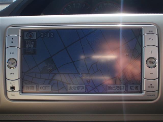 トヨタ ポルテ ウェルキャブ 助手席脱着式リフトアップシート