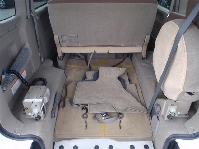 ウィズ 車いすスロープ 後席付(13枚目)