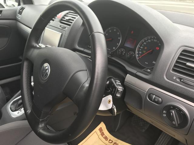 フォルクスワーゲン VW ゴルフ GT ワンオーナー ナビ HID
