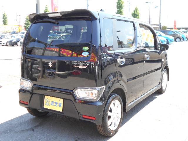 スズキ ワゴンRスティングレー L 純正ナビSP LEDライト シートヒーター 展示未使用車