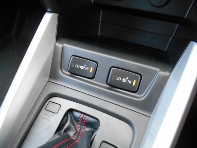 ★シートヒーター★運転席・助手席の両席に座面と背面を温めるシートヒーターを採用。2段階の温度調節が可能で、冬場でも快適にドライブができます★