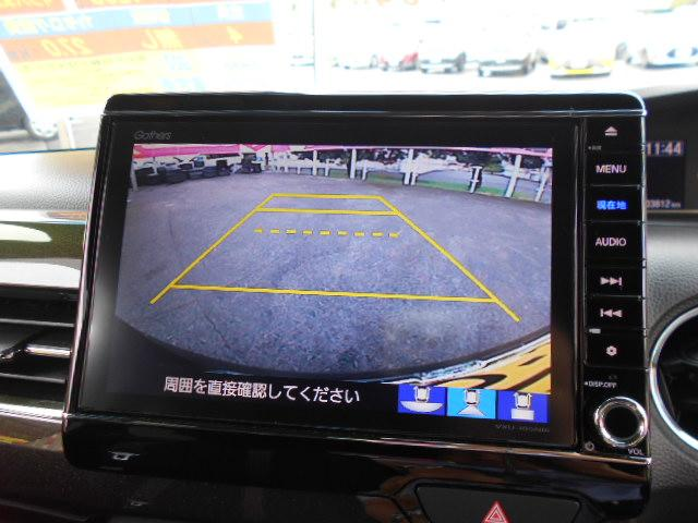 ホンダ N BOXカスタム G・EXホンダセンシング 8型プレミアムナビWPSDデモカー