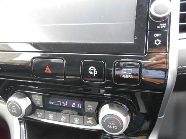 ★インテリジェント パーキングアシスト(駐車支援システム)★駐車枠を指定するだけで、セレナが自動でハンドル操作を行い、枠の中への駐車をサポート!車庫入れにも縦列駐車にも対応!セットは簡単な操作です!