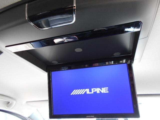 ZS アルパイン9型ナビ後席モニター WPSD LED(15枚目)