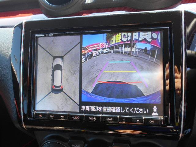 ベースグレード 純正8ナビDTV全方位モニターセーフティP(15枚目)