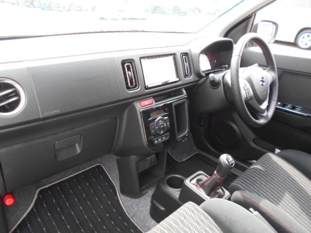 4WD 純正ナビDTVローポジションレール当店試乗車ETC(13枚目)