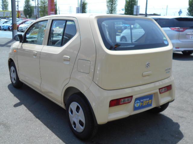 L レーダーブレーキサポート キーレス ESP届出済未使用車(9枚目)