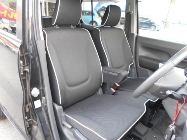 ★運転席・助手席ともにシートヒーター付★冬の朝方や夜乗られる時にはもってこいの装備です。約20秒くらいで腰あたりからジワーッと温かくなります!