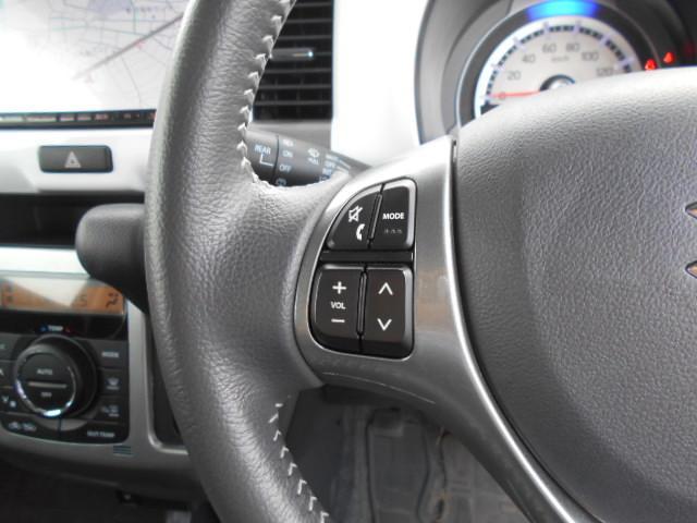 ★ハンドルから手を離さずオーディオをコントロールできるステアリンングリモコン!便利でしかも安全性にも大きく貢献★