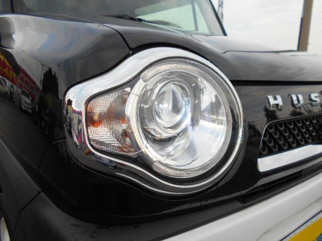 ★ディスチャージヘッドライト★パワフルな光量で夜間走行の視界を確保!耐久性も高く省電力にも貢献します★オートライトシステム!周囲の明るさを感知して、自動でライト点灯!トンネルなどで便利です!
