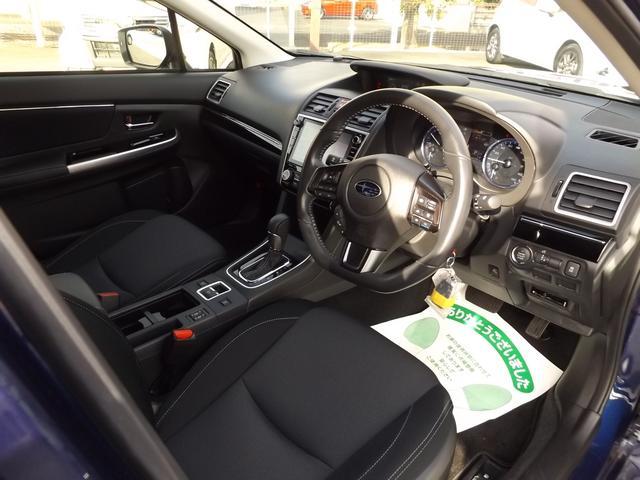 1.6GTアイサイト 4WD 8型フルセグナビ バック、サイドカメラ LEDオートライト パワーシート シートヒーター アダプティブクルーズコントロール 20ビルトインETC ドライブレコーダー パドルシフト(25枚目)