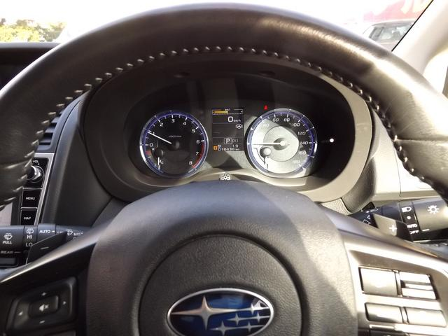 1.6GTアイサイト 4WD 8型フルセグナビ バック、サイドカメラ LEDオートライト パワーシート シートヒーター アダプティブクルーズコントロール 20ビルトインETC ドライブレコーダー パドルシフト(51枚目)