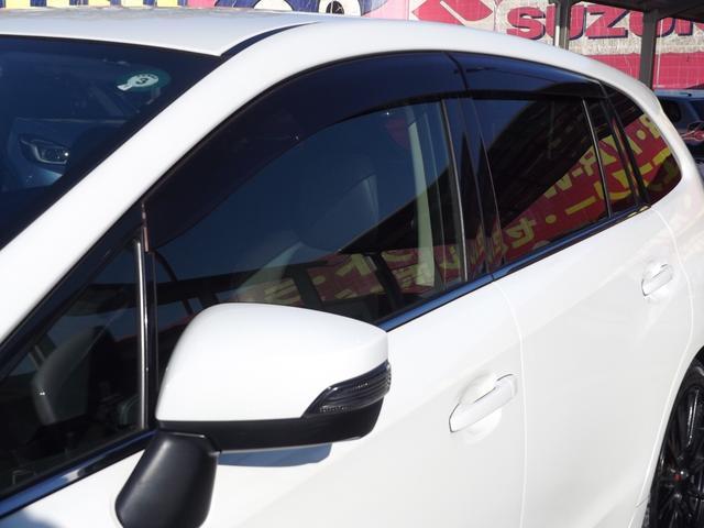2.0GT-Sアイサイト フルセグSDナビ STI18インチアルミホイール STIフロント サイド リアスポイラー LEDオートライト ETC 純正ドライブレコーダー パドルシフト パワーシート(12枚目)