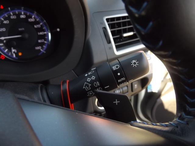 2.0GT-Sアイサイト フルセグSDナビ STI18インチアルミホイール STIフロント サイド リアスポイラー LEDオートライト ETC 純正ドライブレコーダー パドルシフト パワーシート(29枚目)