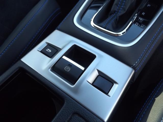 2.0GT-Sアイサイト フルセグSDナビ STI18インチアルミホイール STIフロント サイド リアスポイラー LEDオートライト ETC 純正ドライブレコーダー パドルシフト パワーシート(36枚目)