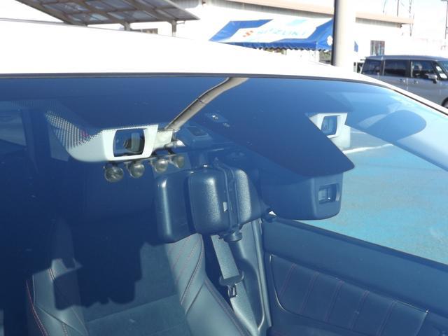 1.6STIスポーツアイサイト ブラックセレクション フルセグ8型SDナビ バック サイド フロントカメラ LEDオートライト シートヒーター ETC パワーシート ハーフレザーシート アイサイト コーナーセンサー パドルシフト ドライブレコーダー(12枚目)