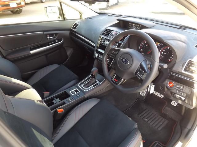 1.6STIスポーツアイサイト ブラックセレクション フルセグ8型SDナビ バック サイド フロントカメラ LEDオートライト シートヒーター ETC パワーシート ハーフレザーシート アイサイト コーナーセンサー パドルシフト ドライブレコーダー(16枚目)