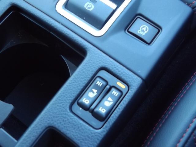 1.6STIスポーツアイサイト ブラックセレクション フルセグ8型SDナビ バック サイド フロントカメラ LEDオートライト シートヒーター ETC パワーシート ハーフレザーシート アイサイト コーナーセンサー パドルシフト ドライブレコーダー(49枚目)
