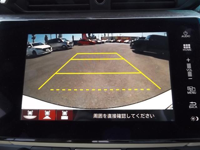 EX ホンダセンシング 8インチインターナビ フルセグTV Bカメラ ビルトインETC LEDオートライト シートヒーター パワーシート フロアマット ドアバイザー(8枚目)