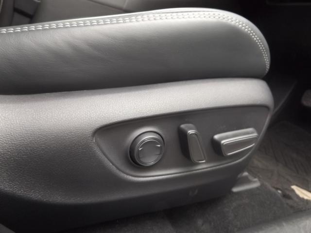 ハイブリッドG 4WD 純正SDナビ TV Bluetooth バックカメラ セーフティセンス LEDオートライト オートハイビーム コーナーソナー ビルトインETC パワーシート 本革シート 前席シートヒーター(19枚目)