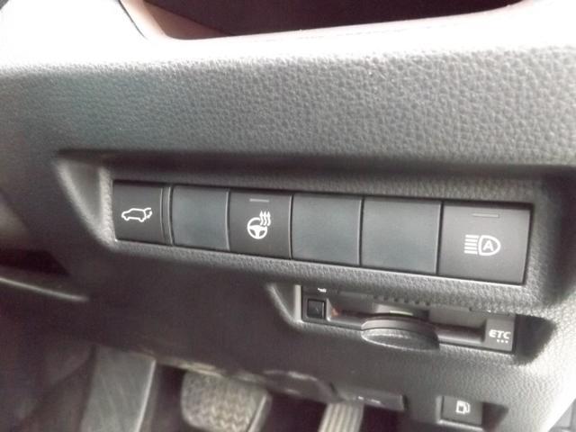 ハイブリッドG 4WD 純正SDナビ TV Bluetooth バックカメラ セーフティセンス LEDオートライト オートハイビーム コーナーソナー ビルトインETC パワーシート 本革シート 前席シートヒーター(27枚目)