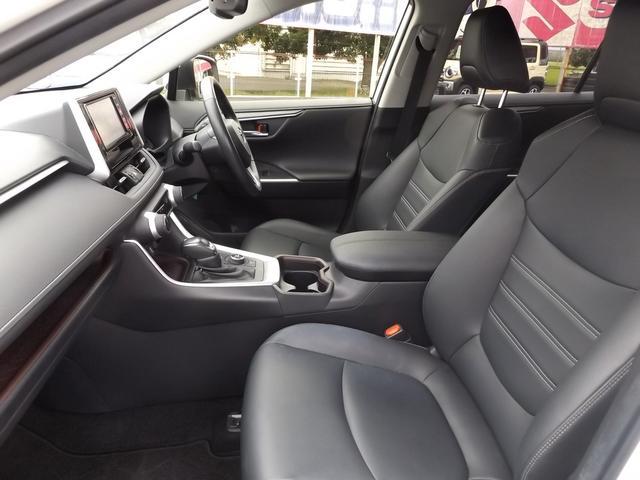 ハイブリッドG 4WD 純正SDナビ TV Bluetooth バックカメラ セーフティセンス LEDオートライト オートハイビーム コーナーソナー ビルトインETC パワーシート 本革シート 前席シートヒーター(44枚目)