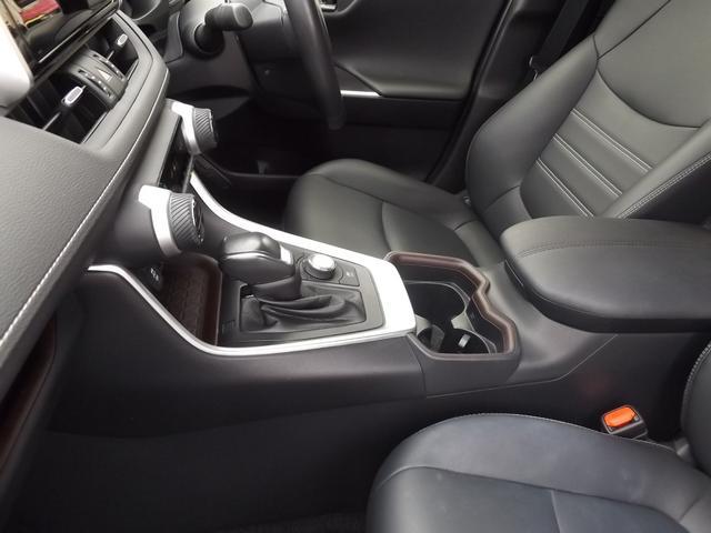 ハイブリッドG 4WD 純正SDナビ TV Bluetooth バックカメラ セーフティセンス LEDオートライト オートハイビーム コーナーソナー ビルトインETC パワーシート 本革シート 前席シートヒーター(45枚目)