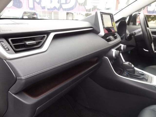 ハイブリッドG 4WD 純正SDナビ TV Bluetooth バックカメラ セーフティセンス LEDオートライト オートハイビーム コーナーソナー ビルトインETC パワーシート 本革シート 前席シートヒーター(47枚目)