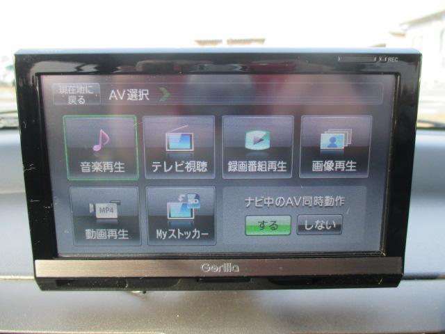 スズキ スイフト 1.3XG 4WD 5速 ナビTV