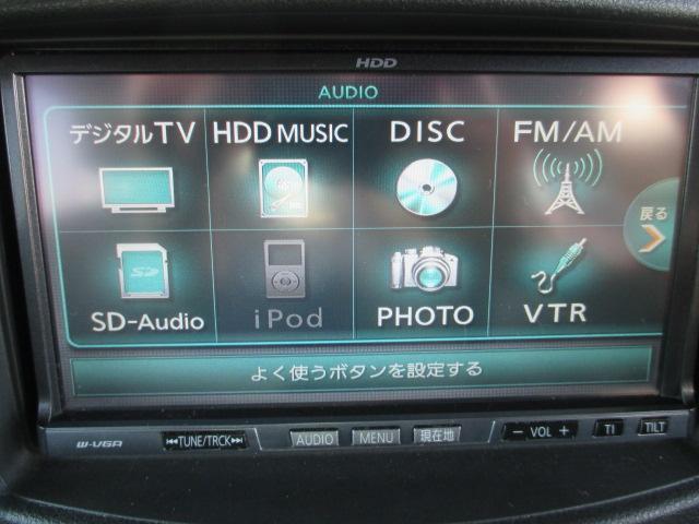 純正HDDナビTV♪