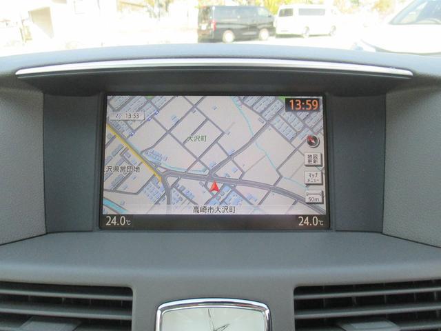 HDDナビゲーションが装備!目的地検索が素早くでき、情報量もDVDナビより多いんですよ♪