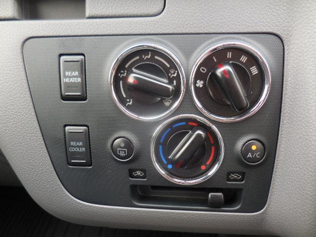 日産 NV350キャラバンバン ロングプレGXターボクロムギアパックバージョンブラク