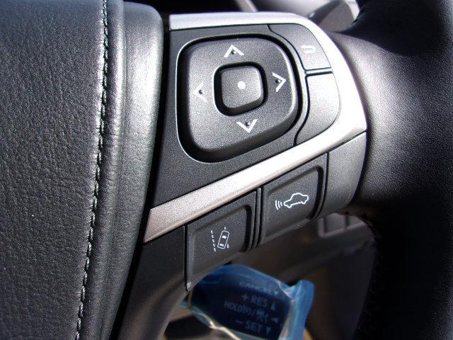 トヨタ ハリアー プレミアム 未使用車 サンルーフ 後期型 レーダークルコン