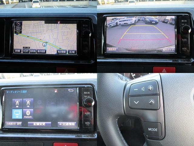 トヨタ レジアスエースバン スーパーGL ダークプライム SDナビ フルセグ LED