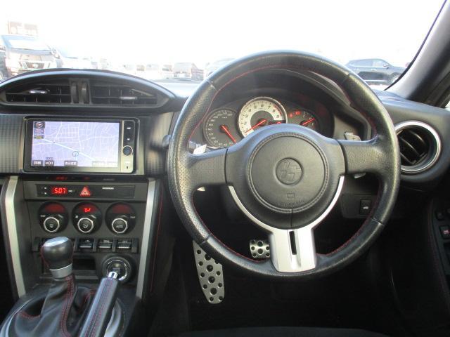 トヨタ 86 GT HDDナビ スマートキー HID 純正アルミ ETC