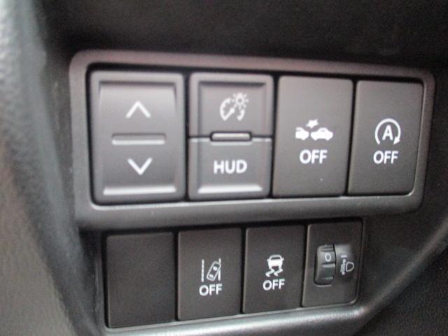 ハイブリッドFX リミテッド 25周年記念車 デュアルセンサーブレーキ シートヒーター ヘッドアップディスプレイ 純正アルミ オートライト アイドリングストップ スマートキー(18枚目)